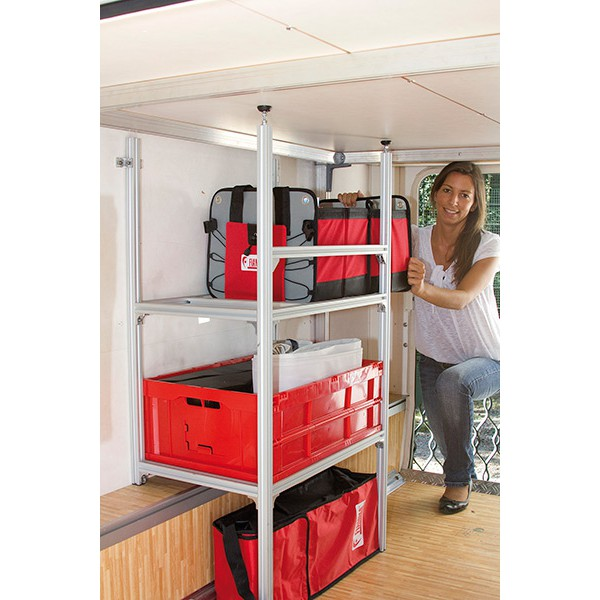 fiamma garage system standard rack rangement soute camping. Black Bedroom Furniture Sets. Home Design Ideas