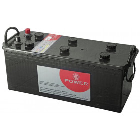 AB POWER Batterie 12 V - 140 Ah