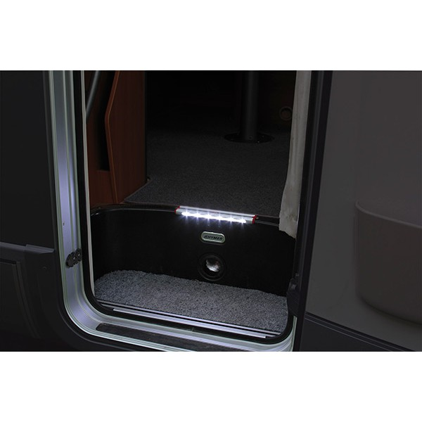 fiamma led step rail 12v clairage marchepied pour camping car. Black Bedroom Furniture Sets. Home Design Ideas