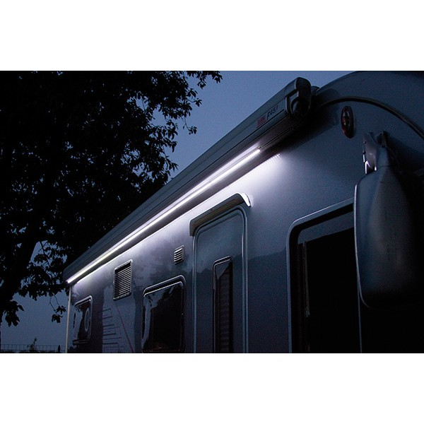 fiamma led awning case clairage rail led pour store camping car. Black Bedroom Furniture Sets. Home Design Ideas