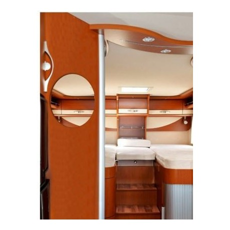 miroir acrylique salle de bain pour bateau camping car. Black Bedroom Furniture Sets. Home Design Ideas