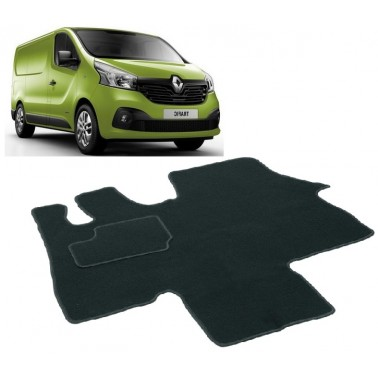 EA Tapis cabine Luxe Trafic 3
