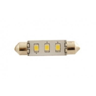 VECHLINE Ampoule LED navette 37 mm