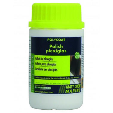 MATT CHEM PolyCoat polish plexiglass
