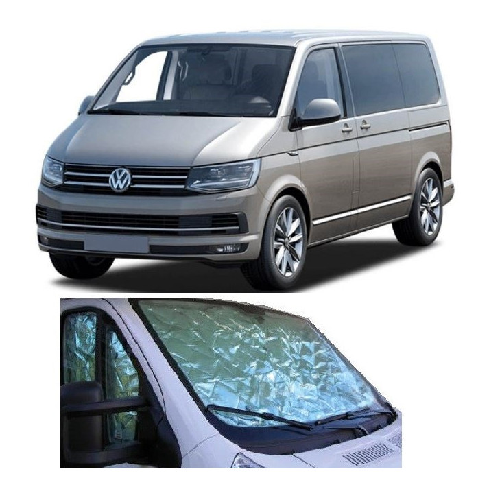 HTD Rideau isolant VW T5