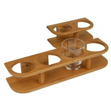 BAMBOO Support verres