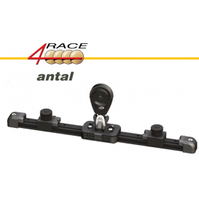 ANTAL Rail équipé 4 Race T100 simple