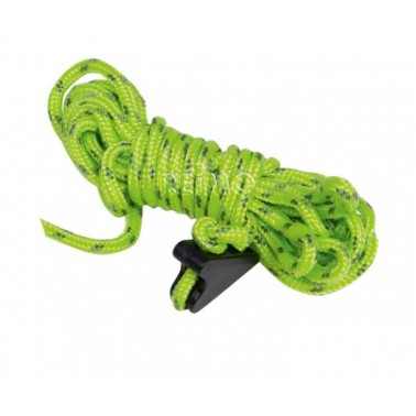 REIMO Ficelle de tension verte ø 3 mm - lot de 4