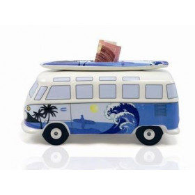 VW COLLECTION Tirelire Surfeur
