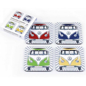 VW COLLECTION Dessous de verre Bulli