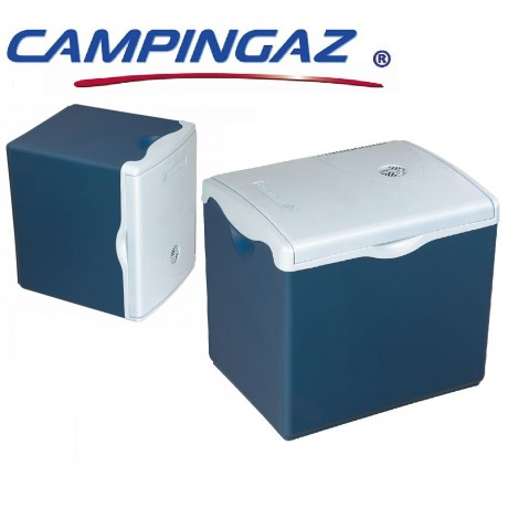 campingaz powerbox 36 l glaci re lectrique 12v camping. Black Bedroom Furniture Sets. Home Design Ideas