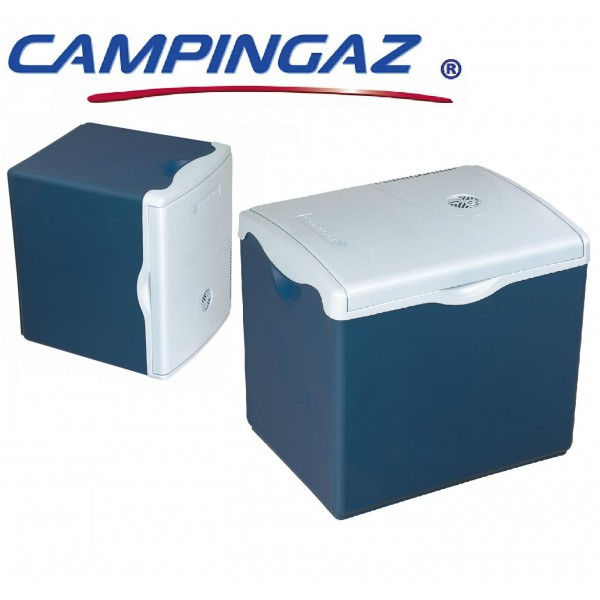 campingaz powerbox 36 l glaci re lectrique 12v camping car et bateau. Black Bedroom Furniture Sets. Home Design Ideas