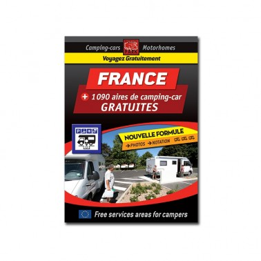 TRAILERS PARK Guide France aires gratuites camping-car