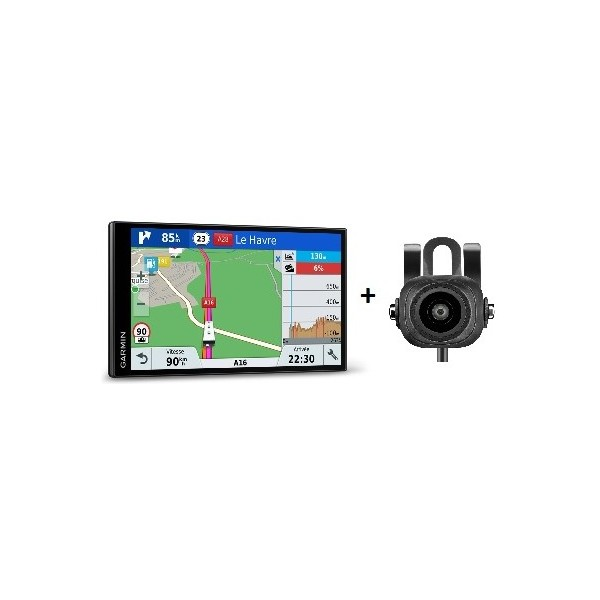 garmin pack gps camper 770 lmt d bc 30 pour camping car. Black Bedroom Furniture Sets. Home Design Ideas