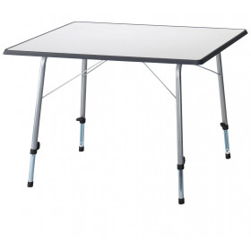 Table pliable pliante alu l g re valise ext rieure quipement camping h2r equipements - Table camping valise ...