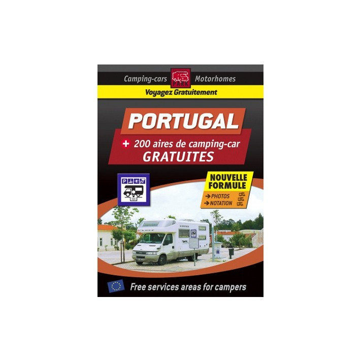 TRAILERS PARK Guide Portugal aires gratuites camping-car