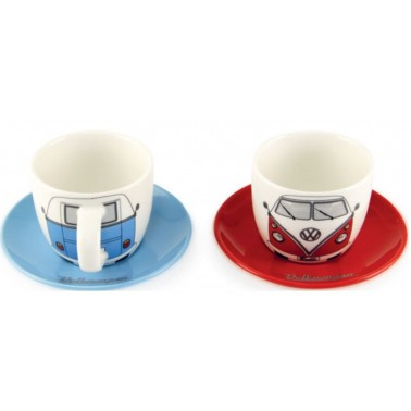 VW COLLECTION Set de 2 tasses