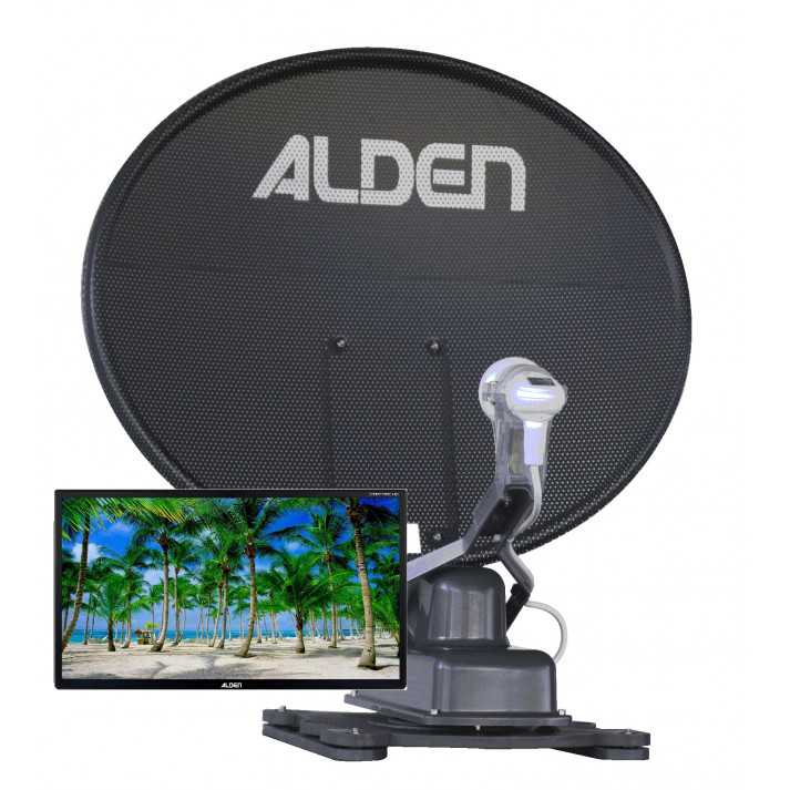 ALDEN Pack Onelight Platinium 65 Satmatic + TV