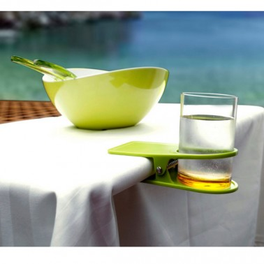 GIMEX Pince nappe porte-verre