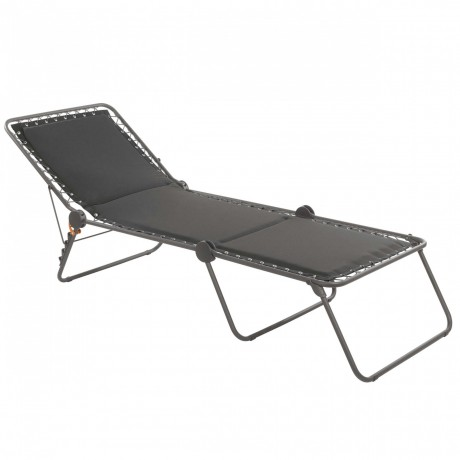 chaise longue lafuma pour camping r sistante made in france. Black Bedroom Furniture Sets. Home Design Ideas