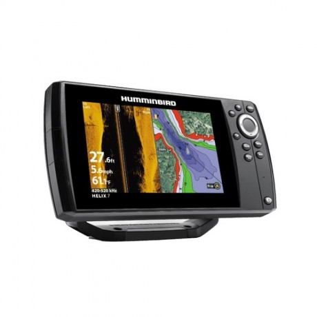 humminbird combin sondeur gps helix 7 g2 chirp si p che en mer. Black Bedroom Furniture Sets. Home Design Ideas