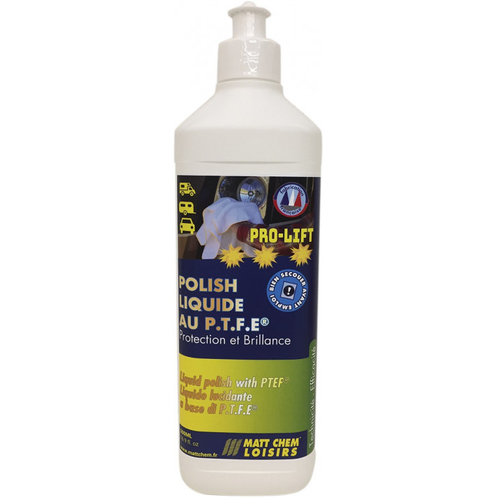 MATT CHEM Pro Lift polish liquide au P.T.F.E