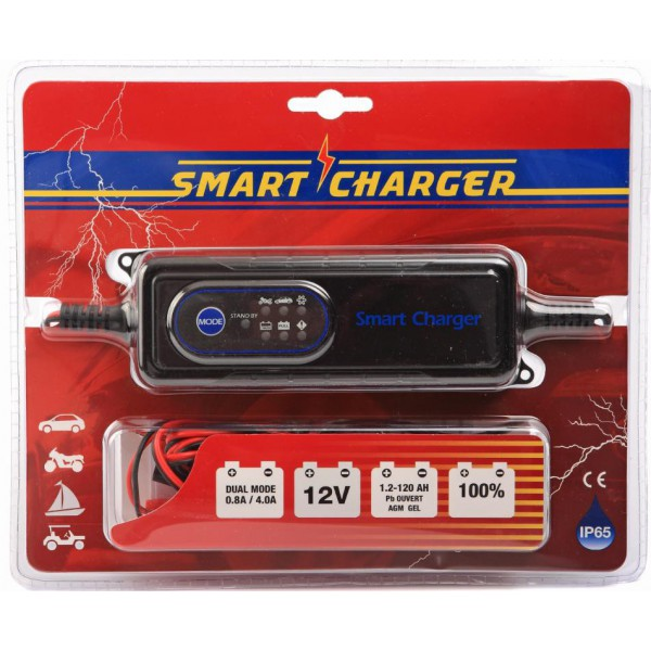 chargeur batterie charge lente