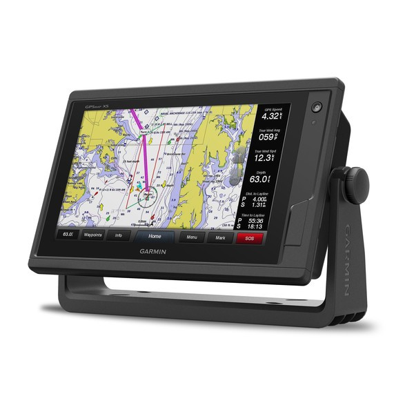 combin sondeur gps traceur de carte tactile garmin gpsmap 922xs. Black Bedroom Furniture Sets. Home Design Ideas