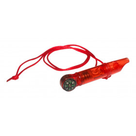 CAO Sifflet LED rouge clignotant