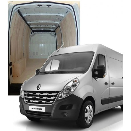 kit am nagement bois pour renault master nouveau mod le kitutilitaire. Black Bedroom Furniture Sets. Home Design Ideas