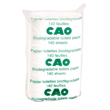 CAO Papier toilette biodégradable