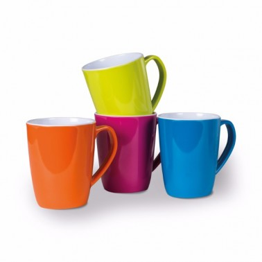 KAMPA Set 4 mugs Summer