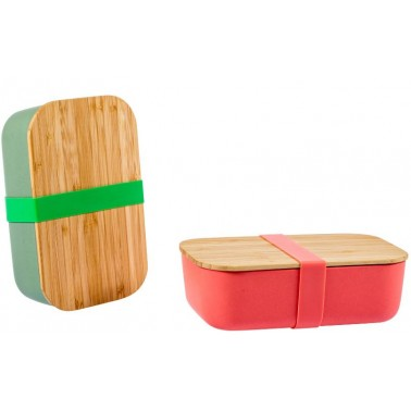CAO Lunch box bamboo