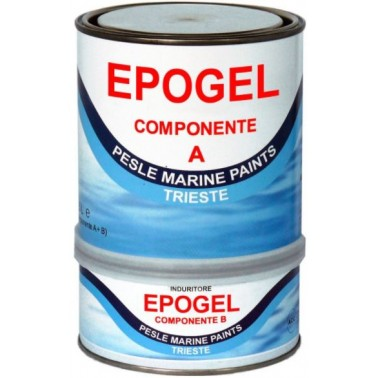 MARLIN Epogel 2,5 L Blanc peinture transport poisson