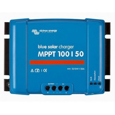 VICTRON Régulateur Blue Solar MPPT 100/50