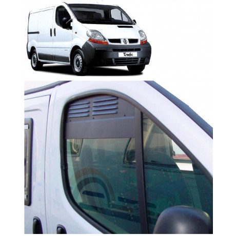 reimo airvent grille a ration fen tre lat rale fourgon renault trafic. Black Bedroom Furniture Sets. Home Design Ideas