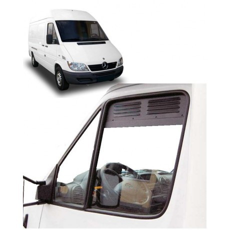 Hkg airvent grille d 39 a ration fen tre sprinter crafter - Grille aeration camping car ...