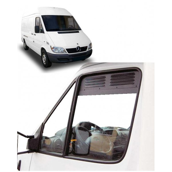 Reimo airvent grille d 39 a ration fenetre mercedes sprinter crafter - Grille aeration camping car ...