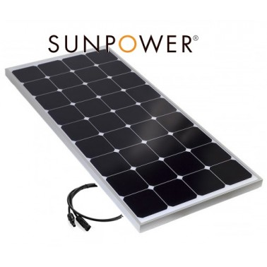 EM Panneau solaire HP12-100W