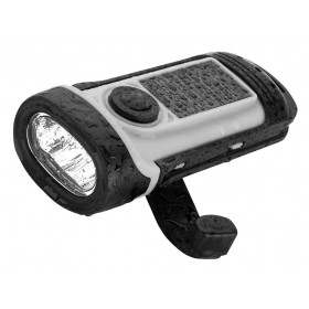 CAO Lampe solaire & dynamo IPX8