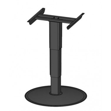 ILSE Pied de table télescopique 32 - 68 cm