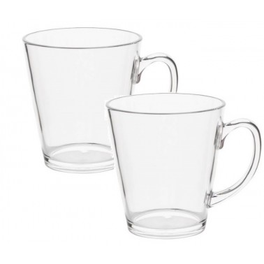 GIMEX Tasses à thé - lot de 2