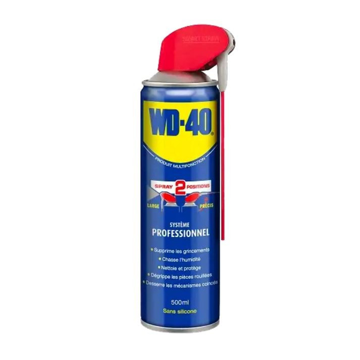 WD-40 Spray double Multifonction