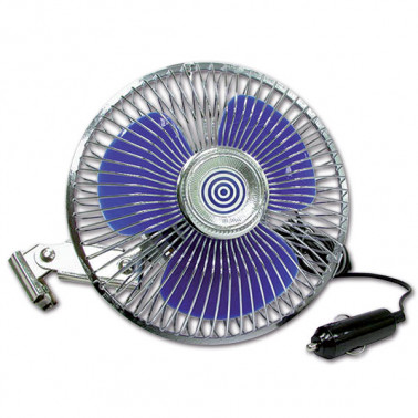 CARPOINT Ventilateur oscillant