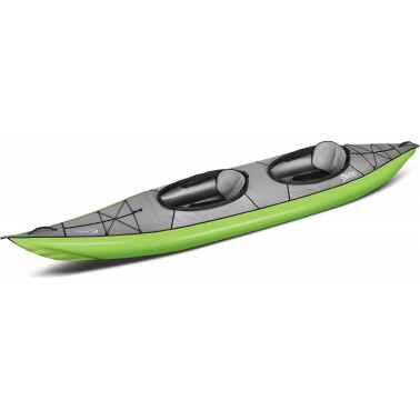 GUMOTEX Swing 2 kayak ponté gonflable 2 places.