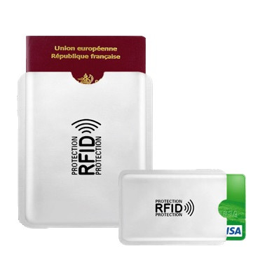 CAO Etuis protection RFID