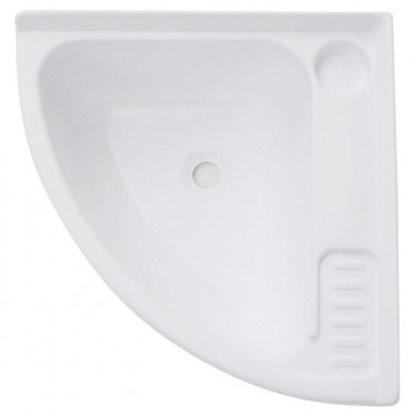 THERMOFORM Lavabo d'angle 400 x 400 mm