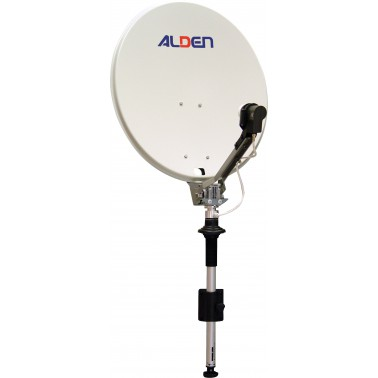 ALDEN Antenne satellite D65