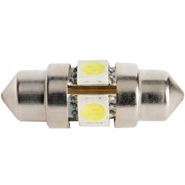 OSCULATI 2 Ampoules LED navette 31 mm