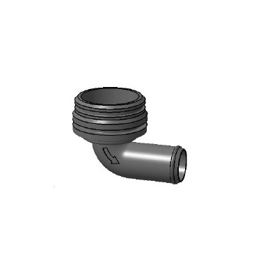 PLASTIMO Embout refoulement ø 25 mm